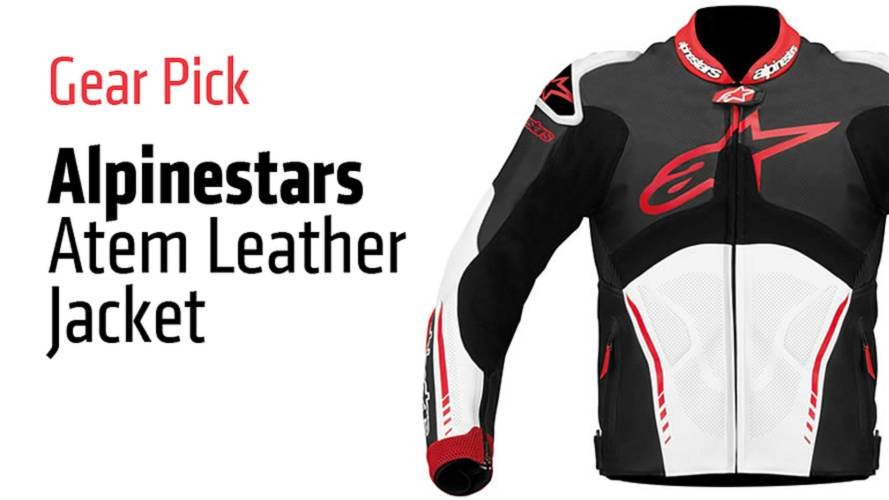 Gear Pick: Alpinestars Atem Leather Jacket