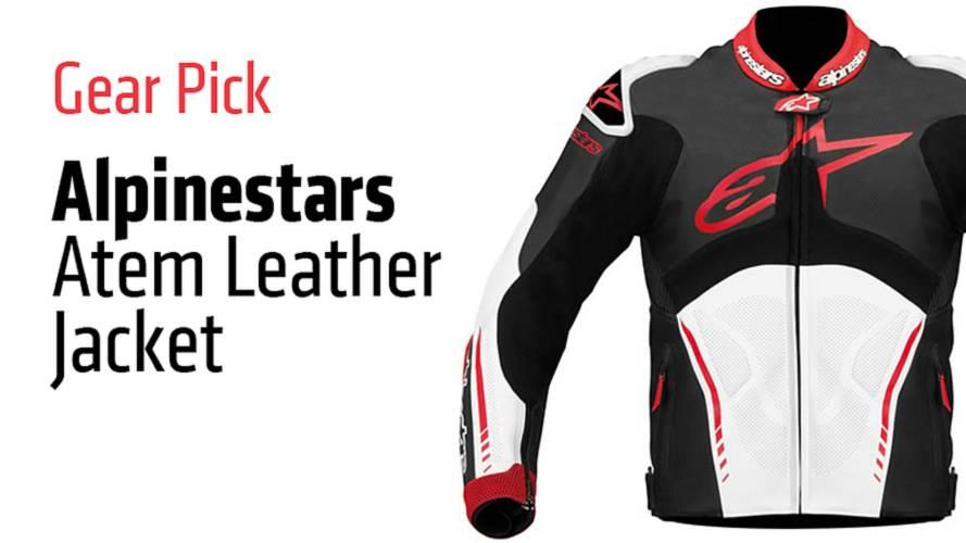 Gear Pick: Alpinestars Atem Leather Jacket
