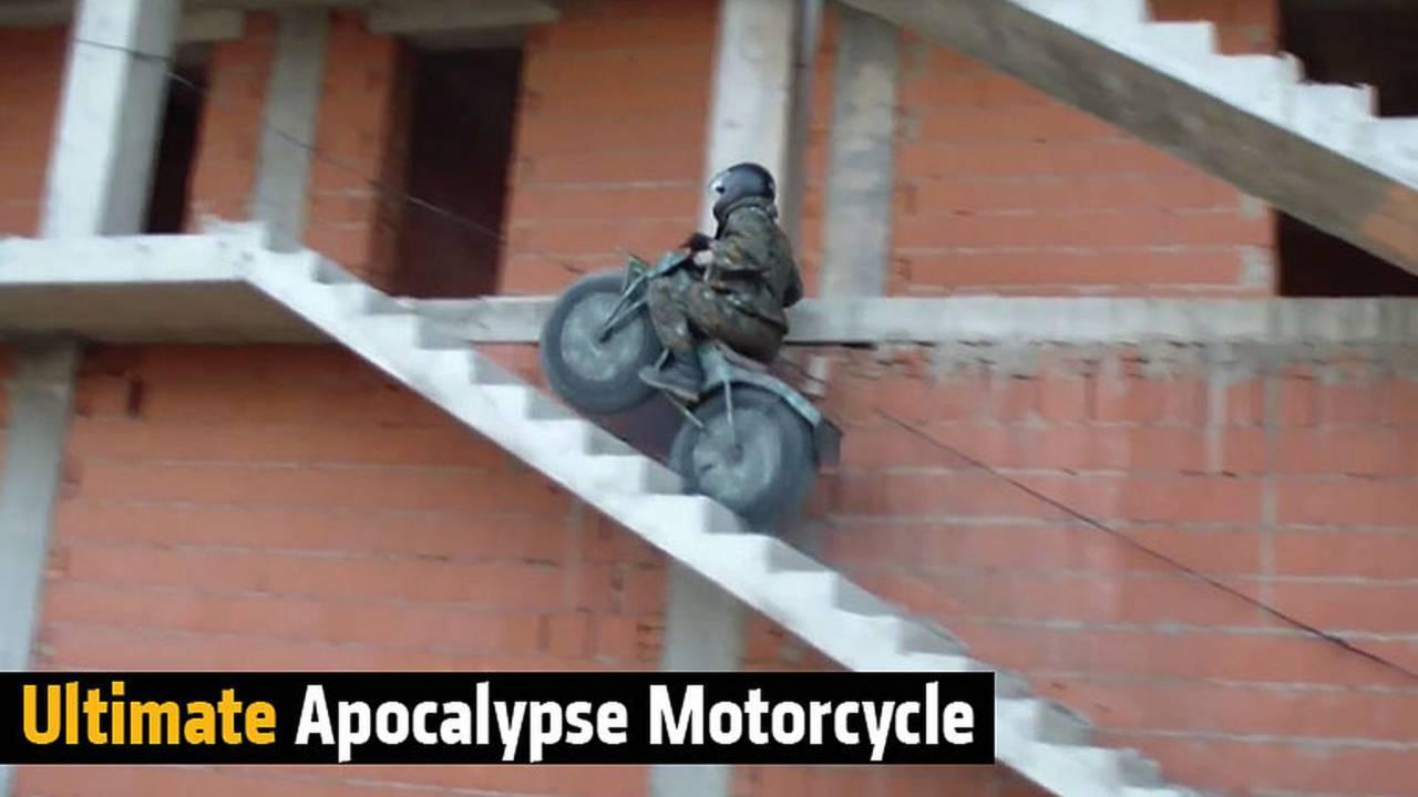 The Ultimate Apocalypse Motorcycle!