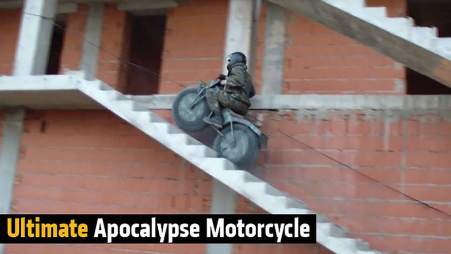 The Ultimate Apocalypse Motorcycle!
