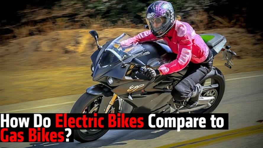 How Do Electric Bikes Compare to Gas Bikes?