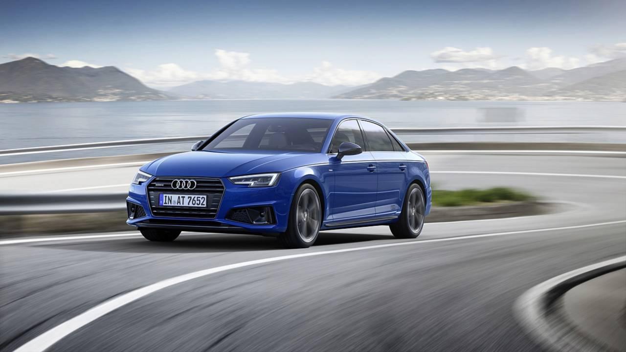 Audi A4 (B9) 2018
