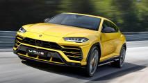 1 SUV: Lamborghini y...