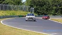 Yeni jenerasyon Mercedes-Benz CLA casus fotoğraflar