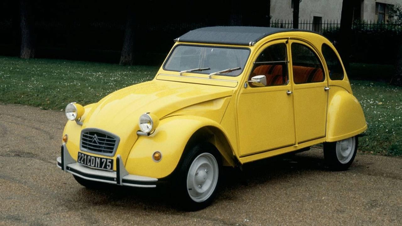 1 - Citroën 2CV