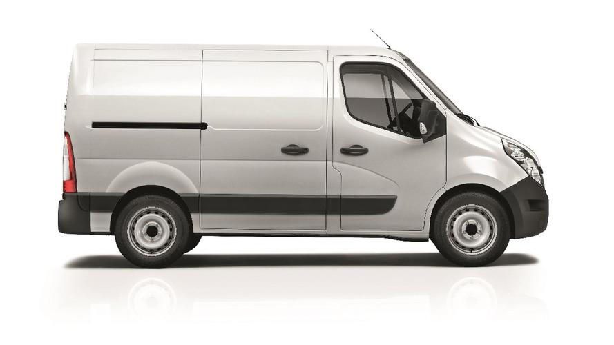 Renault Master kısa şasi