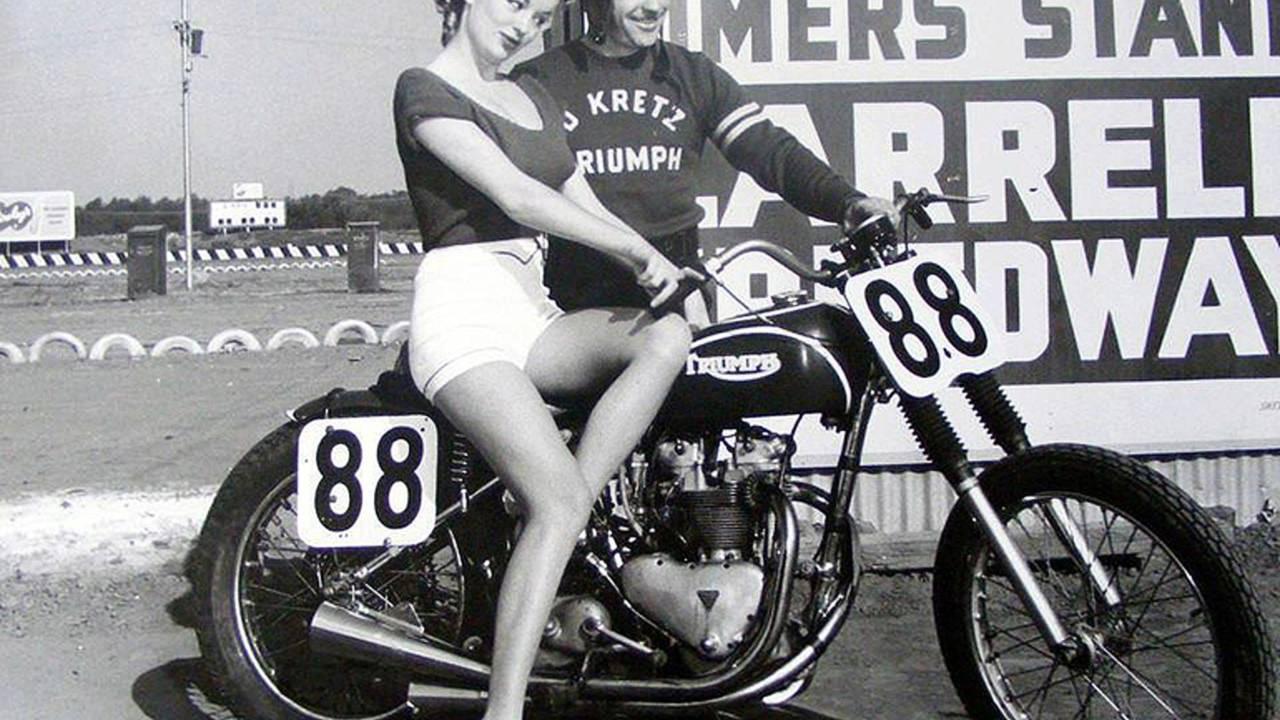 A Beautiful History of AMA Pro Flat Track Racing