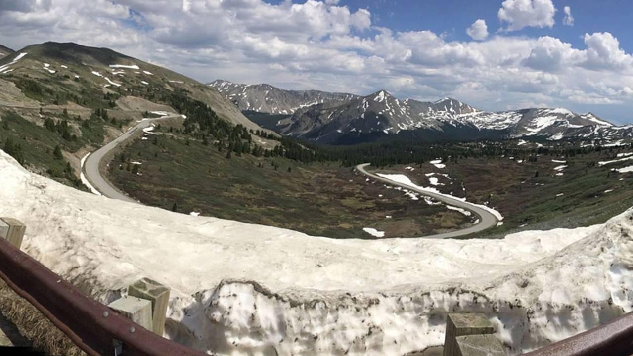 Pikes Peak International Hill Climb - When I'm Sixty-Four