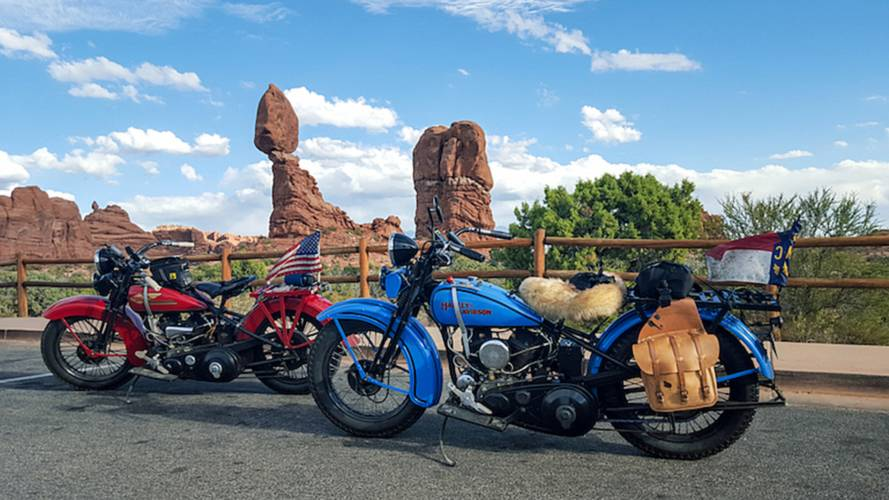Rider Destinations: Arches National Park
