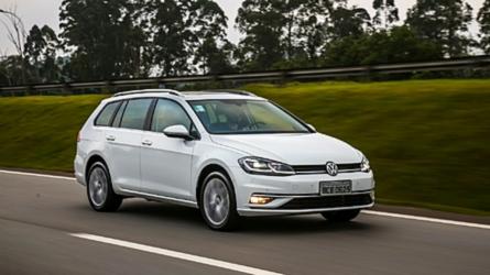 Volkswagen Golf Variant deixa de ser vendida no Brasil