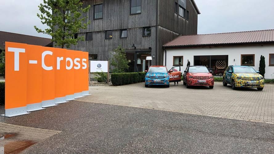Spanyolországban fogja gyártani a VW az új T-Crosst