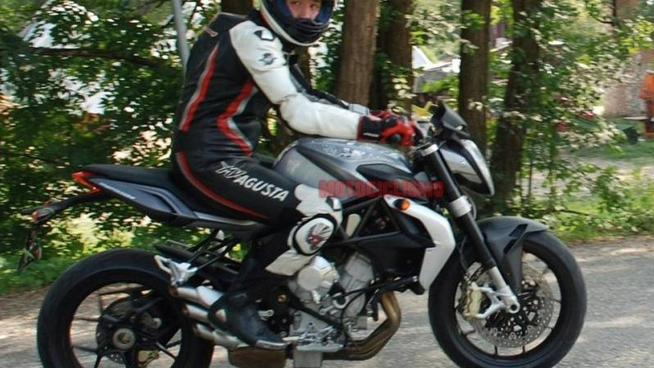 This is the MV Agusta Brutale 675
