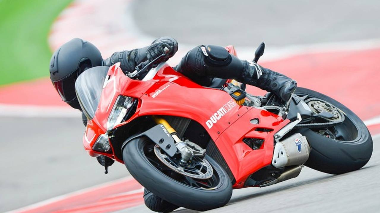 The Ducati 1199 Panigale R would be a lot better if it had a more comfortable seat.