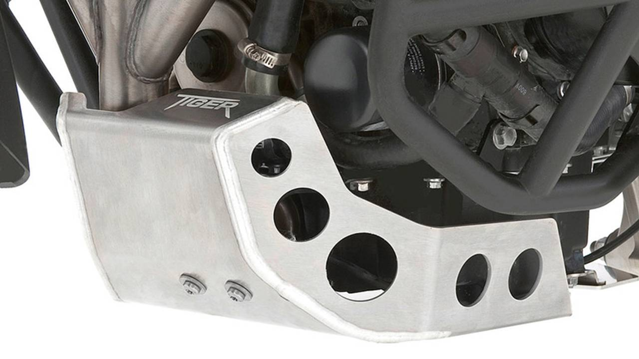 Motorcycle Sump Guard