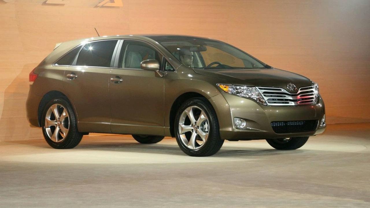 Toyota Venza Crossover