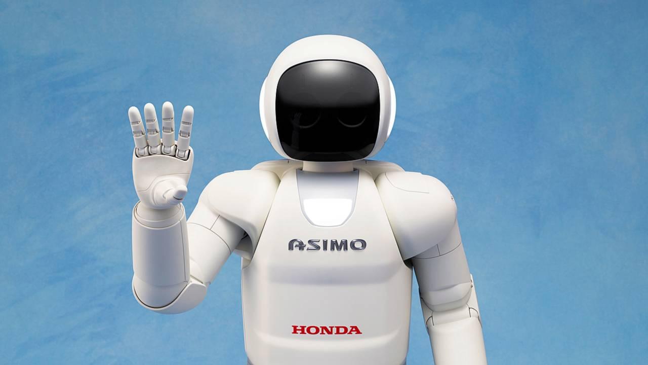 Honda ASIMO RIP