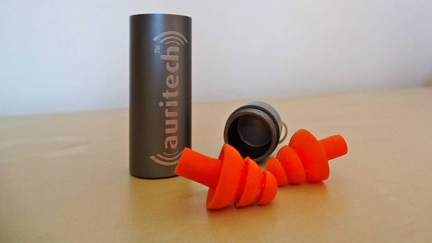 Gear Review: Auritech Biker Earplugs