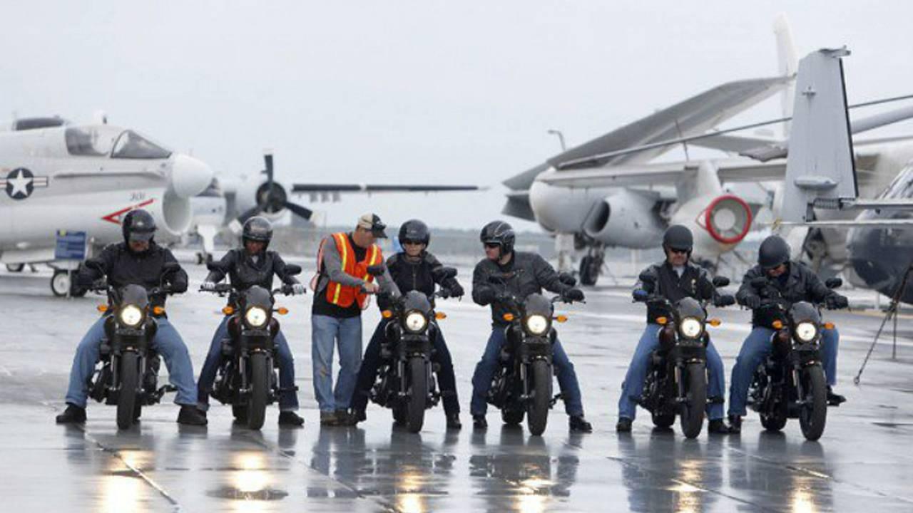 Harley-Davidson Extends Free Motorcycle Training to Veterans and Active Military