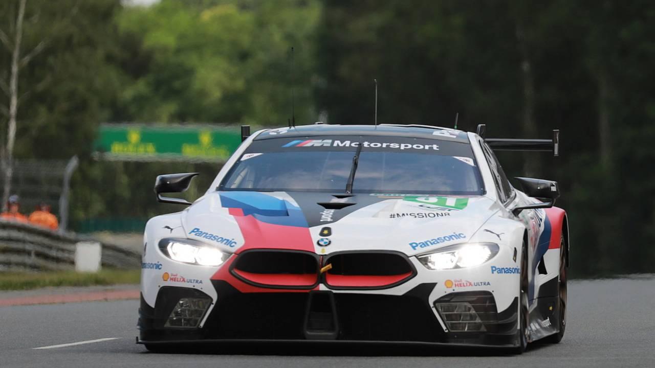 BMW Serie 8 GTE