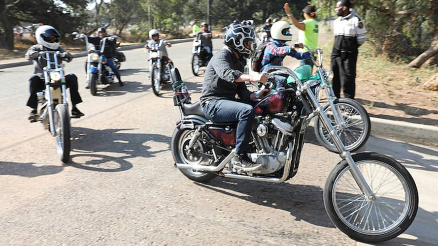 Born Free Showcases Best and Brightest of Chopper World