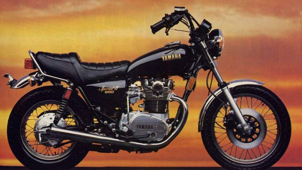 The Iwata Bonneville - A Short History of the Yamaha XS-1