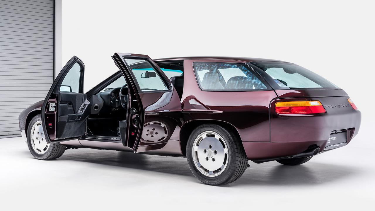 Porsche 928 Studie H50, 1987