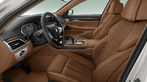BMW 7 Series Individual Cashmere Silver, Leather Tartufo, Eucalyptus straight-grained Smoke Brown and Individual steering wheel