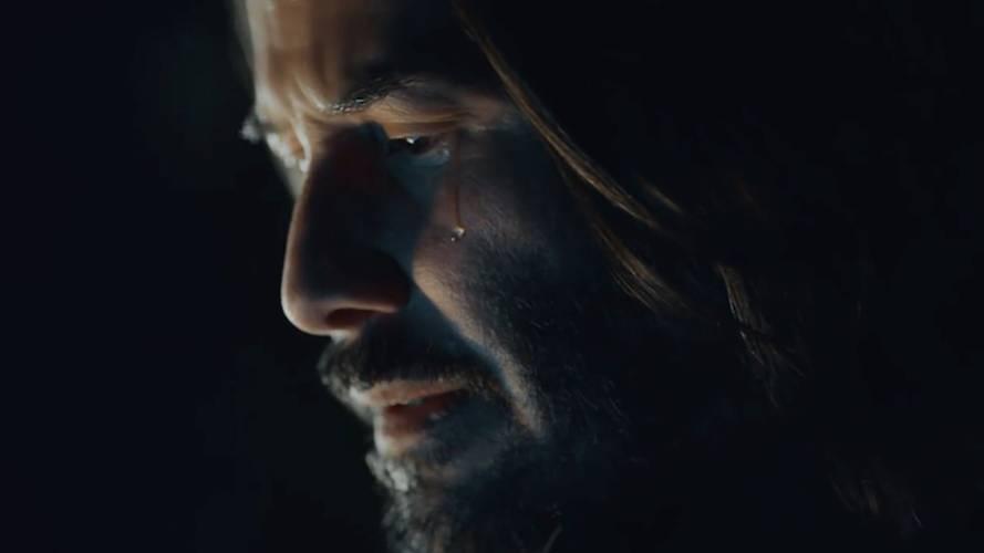Sad Keanu Not So Sad in New Squarespace Super Bowl Ad