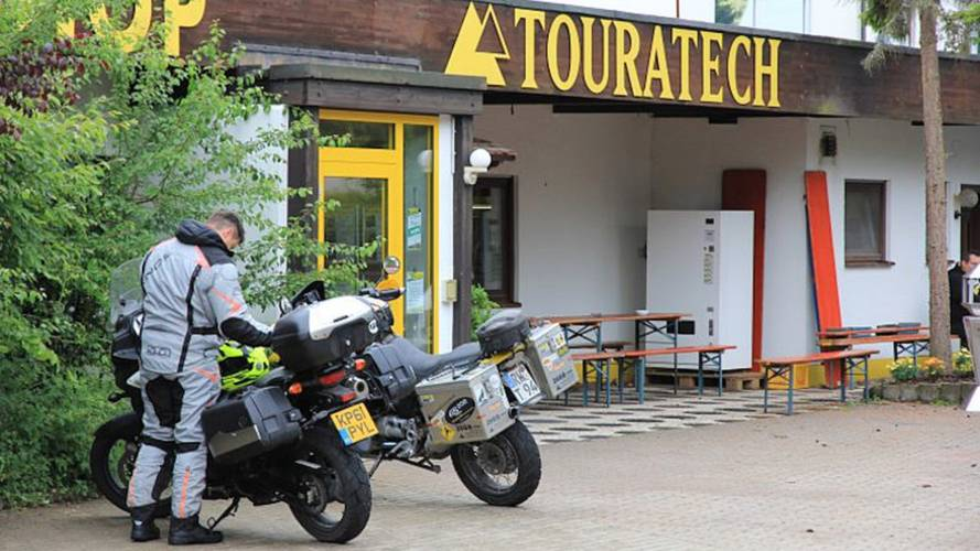 Touratech Finds New Investor