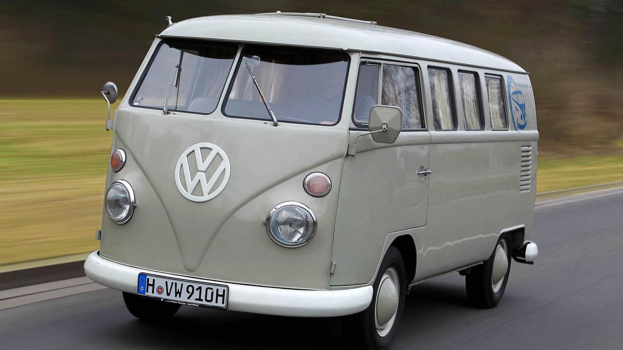 Platz 5: VW Bus/Transporter