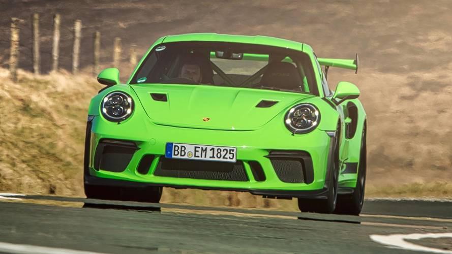 El Porsche 911 GT3 RS 2020 continuará fiel al motor atmosférico