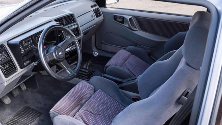 Intérieur Ford Sierra RS Cosworth FR-spec '1986–88