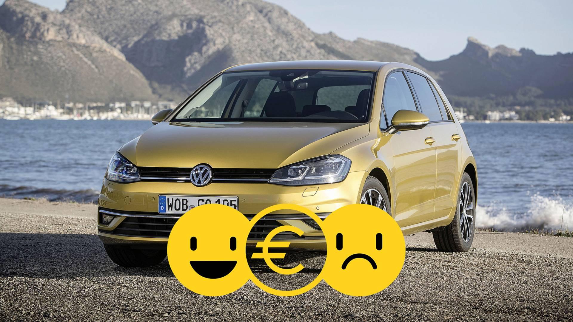Promozione Volkswagen Golf Con Noleggio A Lungo Termine Perché