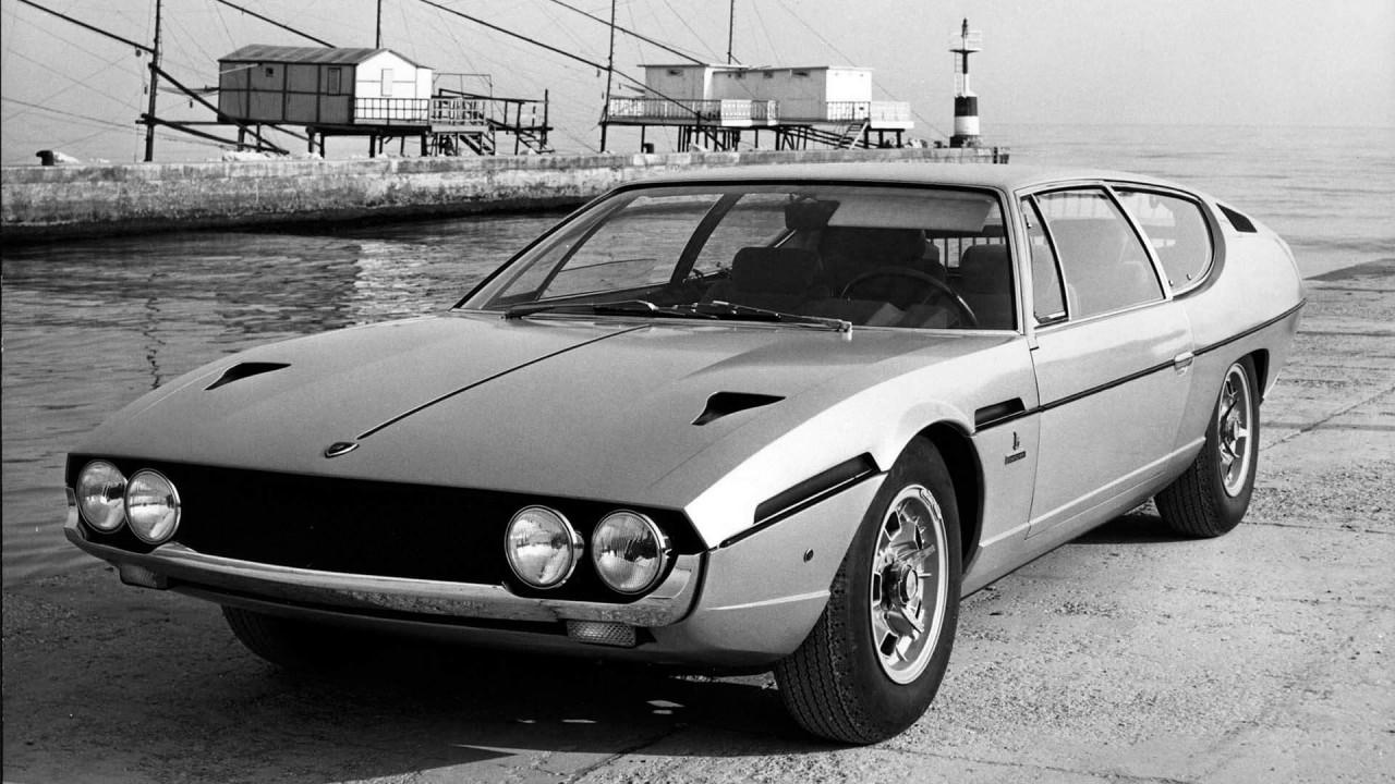 50 Jahre Lamborghini Espada