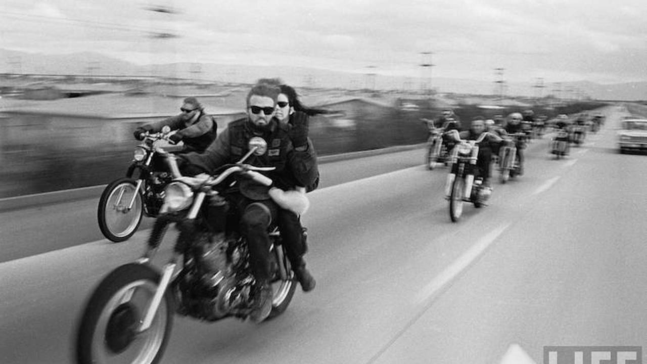The Hells Angels Turn 70 Years Old