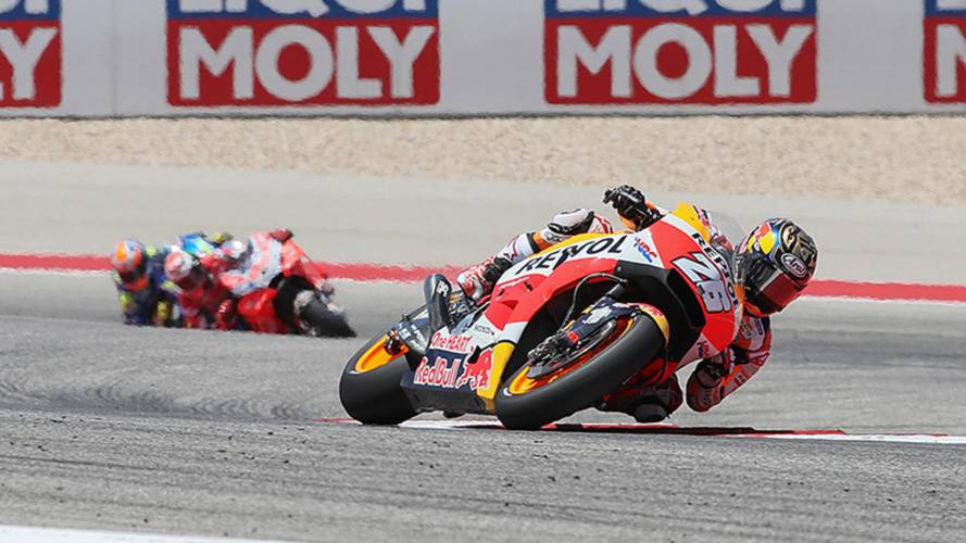"Pedrosa ""totally finished"" After ""unthinkable"" COTA Result"