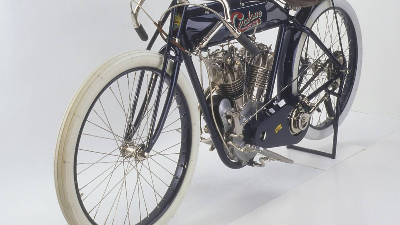 12 American Bikes That Changed Everything 1948 Indian Motorcycle Engine Diagram Cyclone