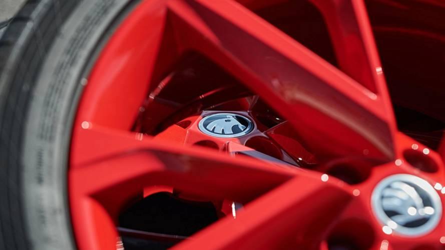 Nürburgringi rekordra hajt a Skoda a Kodiaq RS-sel