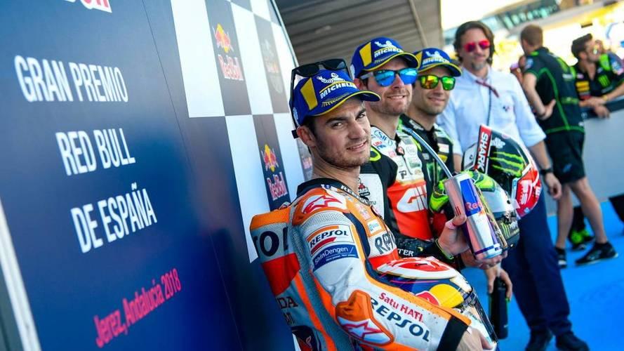 Cal Crutchlow logra pole y récord de MotoGP en Jerez