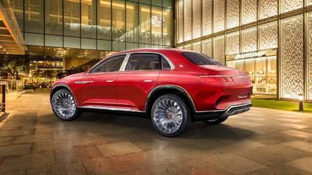 Vision Mercedes-Maybach Ultimate Luxury: llega el SUV sedán