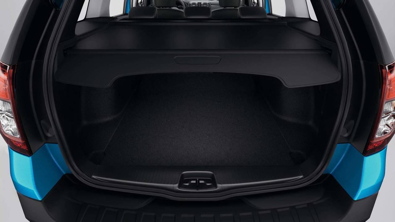 2.- Dacia Logan MCV: 573 litros de maletero