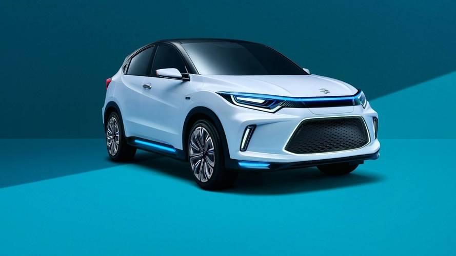 Honda'nın ilk elektrikli seri üretim aracı Everus konsepti tanıtıldı