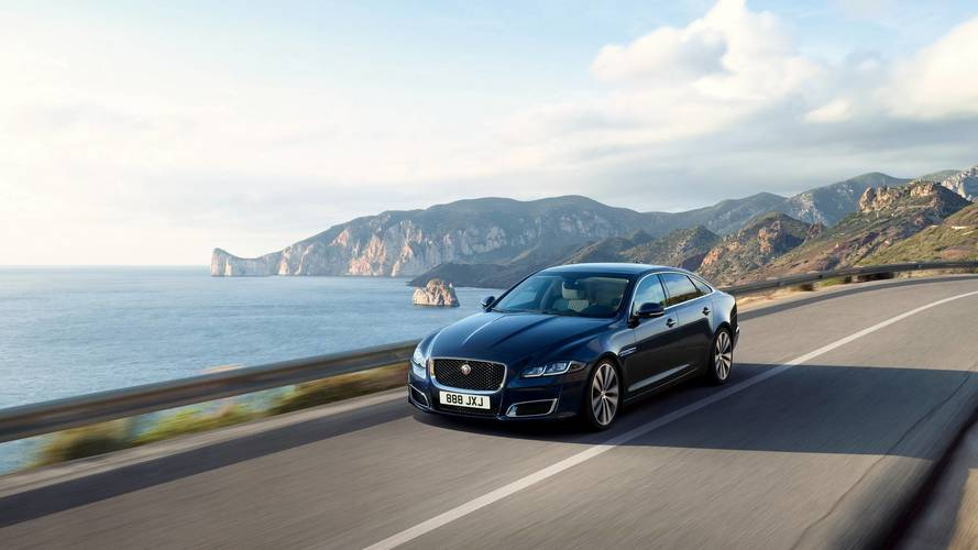Фотографии Jaguar XJ50