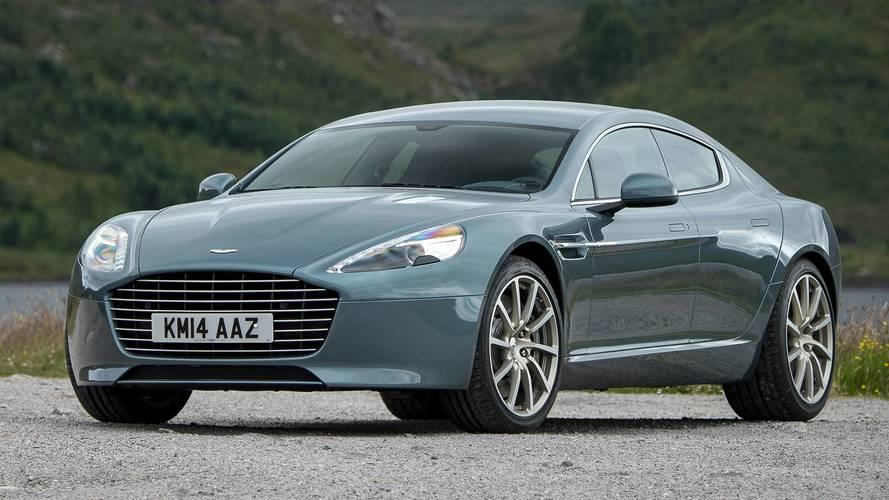 Geely şimdi de Aston Martin'e gözünü dikti
