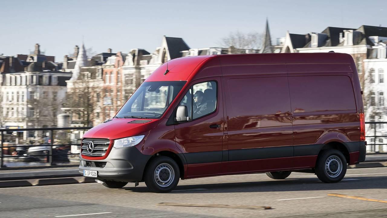 2019 Mercedes Benz Sprinter First Drive Delivering Updates