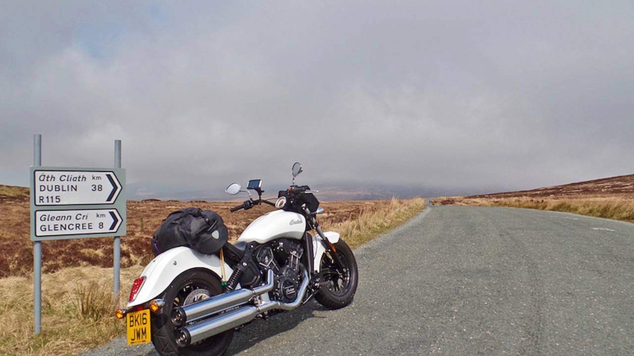 Exploring the Scout Sixty's Irish Heritage