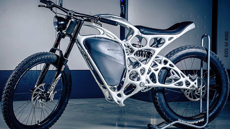World's First 3D-Printed Motorcycle — Get yours for $55,000