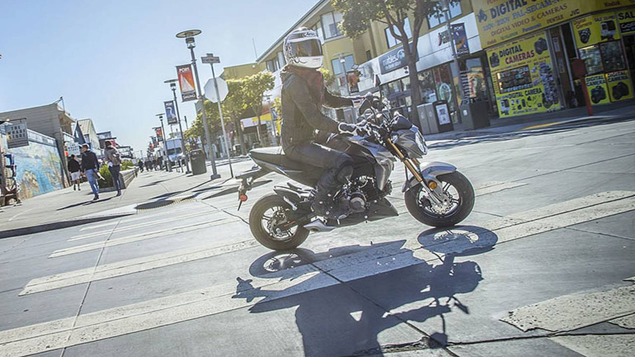 Kawasaki Z125 — First Ride Review