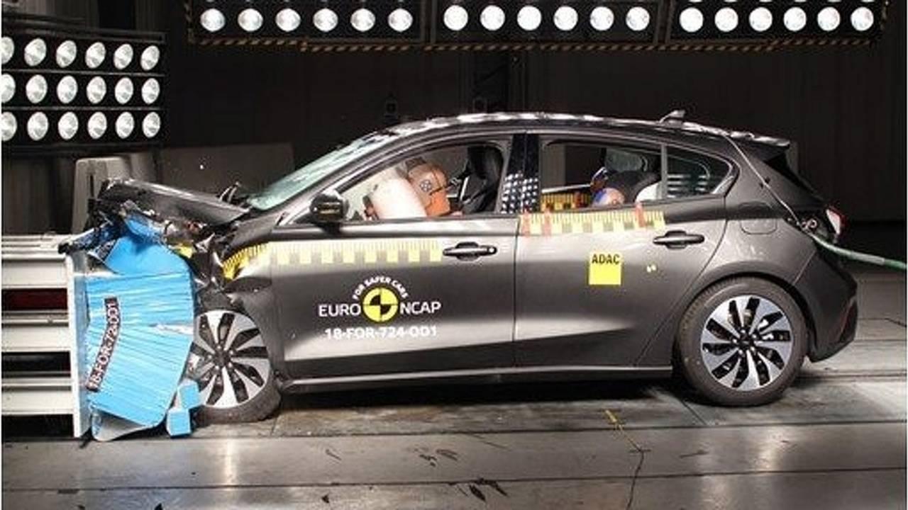 Crash-test Ford Focus