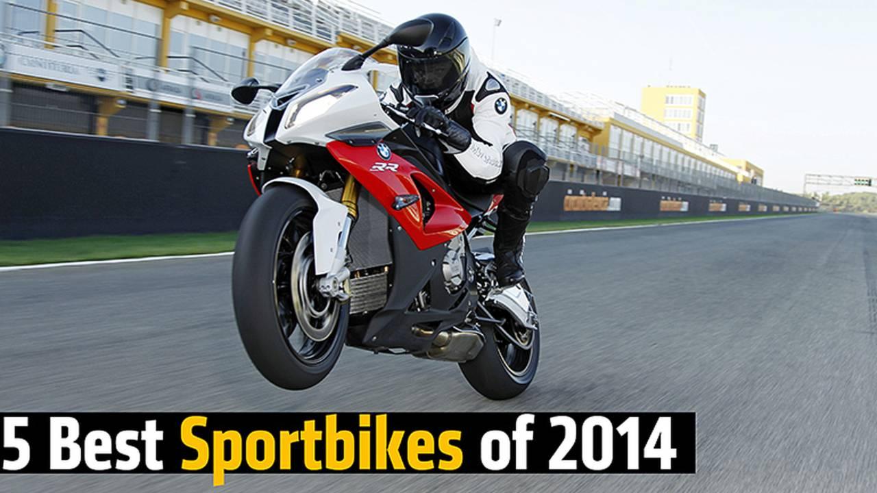 5 Best 2014 Sportbikes